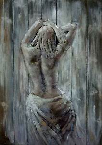 Metal Wall Sculpture Modern contemporary home deco 3D Art masterpieceArtwork NR