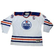 New CCM Wayne Gretzky #99 Vintage Heroes of Hockey Replica Jersey Oilers 2XL
