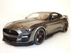 FORD MUSTANG SHELBY GT500 2020 anthracite 1/12