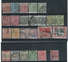 Jamaica.  Collection of 359 stamps, 1860 to 1989, Mint & Used