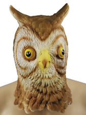 Owl Mask Halloween Costumes Adult Mens
