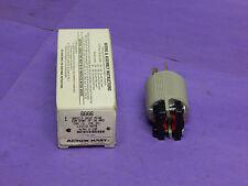 Cooper Arrow Hart 6666 Safety Grip Plug 15Amp 250Volt 2P 3W GRD