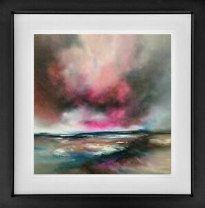 ALISON JOHNSON - NATURE EMBERS - IN STOCK FOR IMMEDIATE DISPATCH