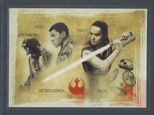 2017 Star Wars Last Jedi Series One Illustrated  #SWI10  THE RESISTANCE