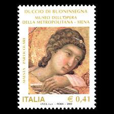 Italy 2003 - Exhibition of Duccio Art Paintings - Sc 2572 MNH