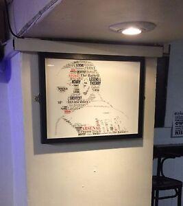 Thierry Henry Arsenal Football Word Art Keepsake Gift UK Seller Fast Dispatch