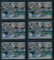 2018 Topps Update Series Austin Meadows 6 Base Card RC Lot #US34 Rookie