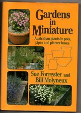 Gardens in Miniature,Australian Plants in Pots,Pipes and Planter Boxes,Forrester