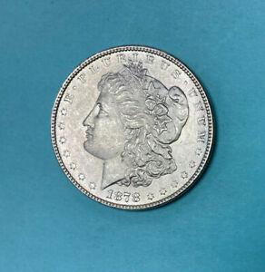 1878 P Morgan Silver Dollar ~ Philadelphia ~ 7 TF ~ Beautifull US Coin