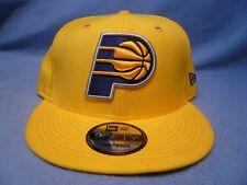 New Era 9 Fifty Indiana Pacers sólido Sombrero Gorra Snapback Nuevo  Alternativo NBA 170f599cf3b