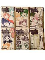 Girl Got Game Shojo Tokyopop Manga Lot Volumes 5-10 Great Series!!