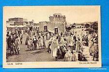 CPA POSTCARD TUNISIE GAFSA UN COIN DU MARCHE    LAE955