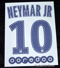 Paris st germain Neymar Jr 10 Football Shirt Name/Name Set Kit Away PSG 2016/17