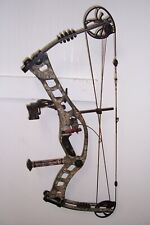 used hoyt turbo hawk right hand bow 50-60#