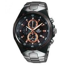 Casio Analog Multi Color Dial Stainless Steel Men's Wrist Watch EF-534D-5AVDF