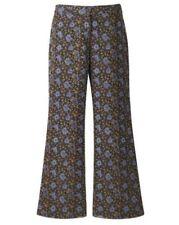 Wide Leg Polyester Harem Trousers for Women