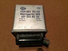 1977-1985 MERCEDES W123 OEM SEAT BELT WARNING SYSTEM CONTROL UNIT 0015458232