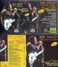 BOB MARLEY and The Wailers - vol. 2 guests Bunny Wailer & J. Lover CD Very RARE