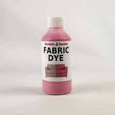 Tinte Tela Rosa para sofá, ropa, denim y más. reparaciones & re-Colores