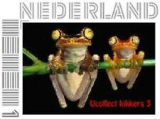 Nederland Ucollect animal life  kikker/frog 3  zegel postfris/mn