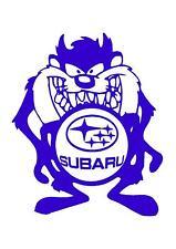Tasmanian Devil Sticker for Subaru