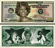 In Memory of Whitney Houston American Recording Artist I Will Always Love You