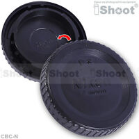 New Design Camera Body Cover Cap Protector fr Nikon DX/FX Camera—ABS+PC Material