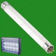 12x 6W Ultra Violet rechange noir clair tubes pour UV électrique MOUCHE BUG