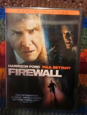 NEW FIREWALL DVD WIDESCREEN EDITION FREE SHIPPING UPGRADE & TRACKING