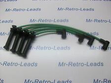 GREEN 8MM PERFORMANCE IGNITION LEADS WILL FIT FORD FIESTA ST150 MK6 VI QUALITY..