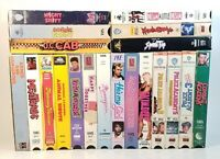80s Comedy VHS Lot of 20 (VHS) VGC, Mannequin, He's My Girl, Spinal Tap & More