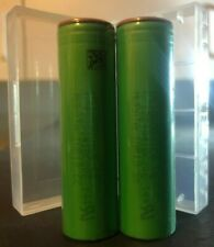 """Brand New """"2"""" Sony US18650VTC6 VTC6 3000mAh 30A Rechargeable Battery Button Top"""