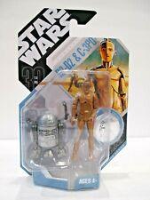 Star Wars - R2-D2 & C-3PO - McQuarrie Concept - Hasbro Celebration IV 2007.