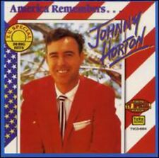 Johnny Horton - America Remembers [New CD]