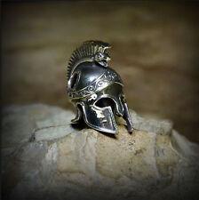 Spartan helmet WARRIOR SPARTA BEAD Lanyard Knife Torch  Paracord Cord tool K4