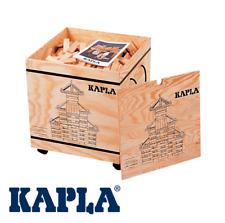 KAPLA 1000er Holzkiste | 1000 Holzbausteine | Bausteine