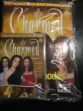 Charmed The Complete DVD Collection with pamphlet S4 EP: 4,5 and 6. Disc 24