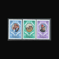 Antigua, Sc #623a-25a, MNH, 1981, Royalty, Diana, Charles, FRD-A