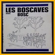 LES BOSCAVES Dessins d'humour Bosc 1965