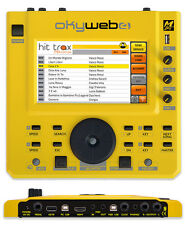 OKYWEB 4 MIDI File / MP3 Backing Track Player