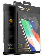 iPhone XR Matte Tempered Glass Screen Protector, OEM Magglass Anti Glare Guard
