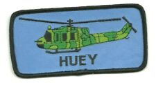 Army Huey Helicopter PATCH