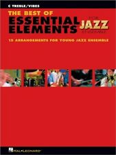 The Best of Essential Elements for Jazz Ensemble; Book Only - 9781423452201