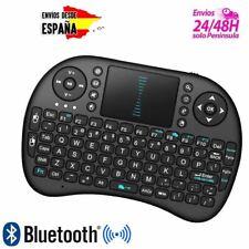 Teclado Inalambrico MINI Smart TV RII I8 con Touchpad Bluetooth con batería