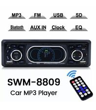 Bluetooth Car Stereo Audio Player FM Radio Car Audio Control SD USB MP3 Player