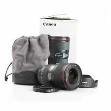 Canon EF 4,0/16-35 L IS USM + NEU (231963)