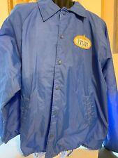 Hartwell Lone Star Light Beer Jacket XXL 50-52 Blue