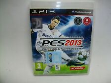 PRO EVOLUTION SOCCER 2013 PARA LA SONY PS3