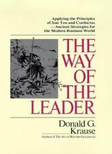 The Way of the Leader: Leadership Principles of Sun Tzu and Confucius-Donald G.