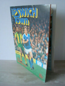 IPSWICH TOWN v SHREWSBURY TOWN - FA Cup 5th Round Replay - 27/01/1981 - Exc.Cond